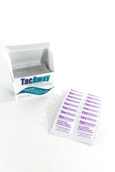 50 Tac Away Klebeentfernertücher